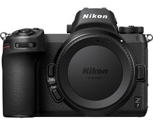 Nikon Z7 Mirrorless Digital Camera Corpo