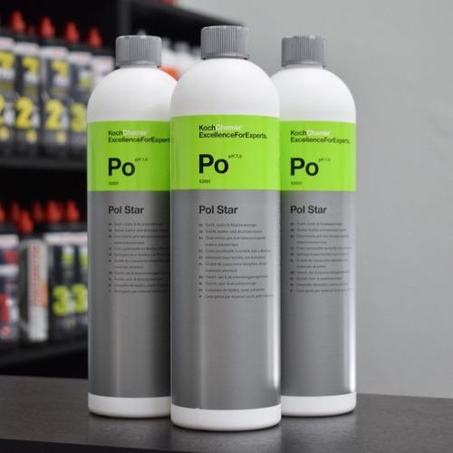Imagen 1 de 2 de Limpia Tapizados Premium Koch Chemie Pol Star 1l