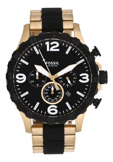 Relógio Masculino Fossil Garantia E Embalagem E Frete Gra
