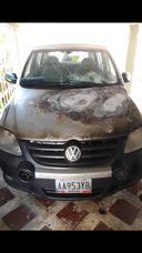 Volkswagen Fox Crossfox 2008