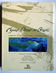 Livro Aguas Doces No Brasil - 4ª Edição - 2015