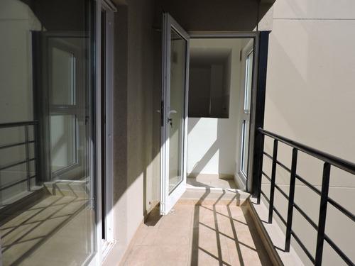 2 Ambientes A Estrenar Con Balcón Y Cochera Cubierta