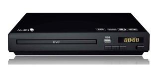 Reproductor Dvd Player Alien 077a + Controlct Mundo Moda Pch