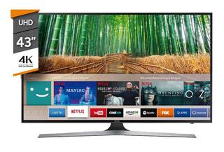 Smart Tv 4k 43 Samsung Un43mu6100