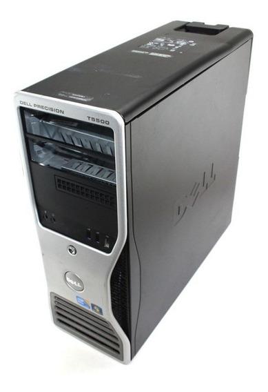 Workstation Dell Precision T5500 X5570 Hd 500gb 4gb