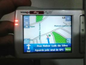 Gps Guia Quatro Rodas Navegador Portátil Mio C-310 (usado)