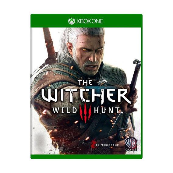 The Witcher 3 Wild Hunt Xbox One Mídia Física Pronta Entrega