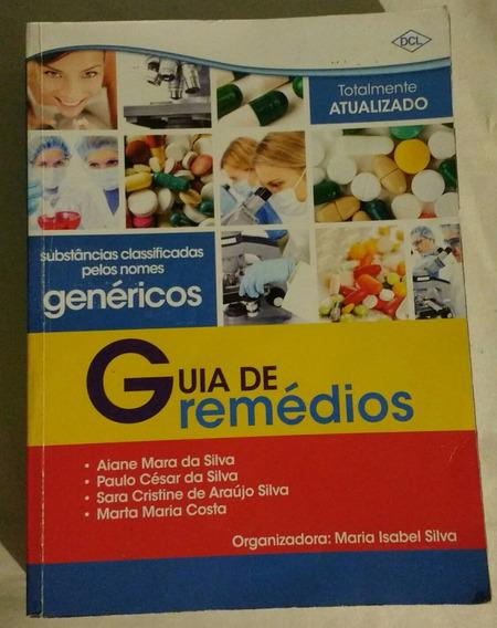 Livro De Bula De Medicamentos.
