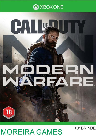 Call Of Duty Modern Warfare Xbox One Digital + Brinde
