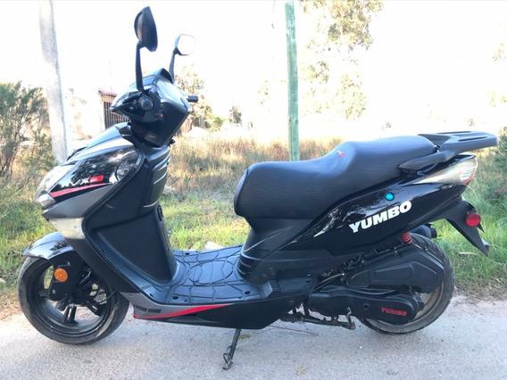 Yumbo Vx3 125cc Automatica