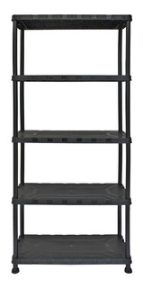 Estante - Rack - Repisa Plastica 5 Niveles 171x32x74cms