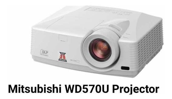 Projetor Data Show Mitsubishi 3.500 Lumens