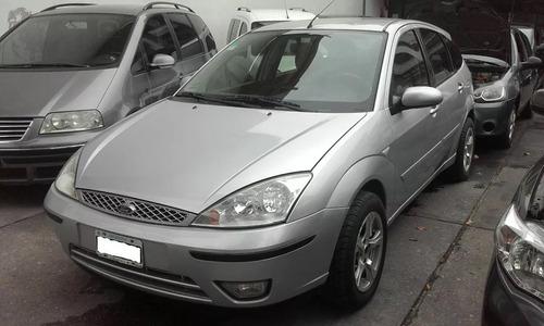 Ford Focus 1.6 Anticipo 300000 Y Cuotas O Permuto Mayor Valo