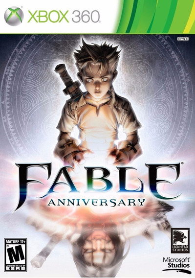 Jogo Fable Anniversary - Xbox 360 Mídia Física