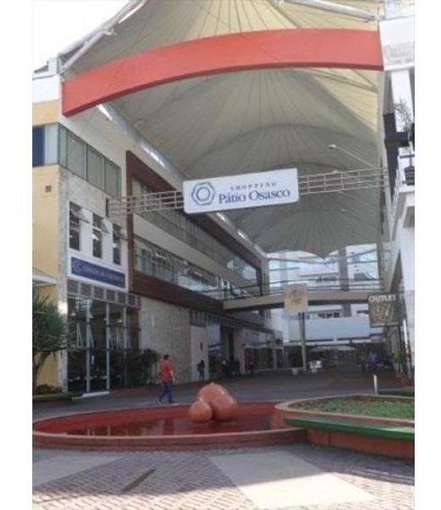 Sala Comercial Para Locação Em Osasco, Vila Yara, 1 Banheiro, 1 Vaga - 4542