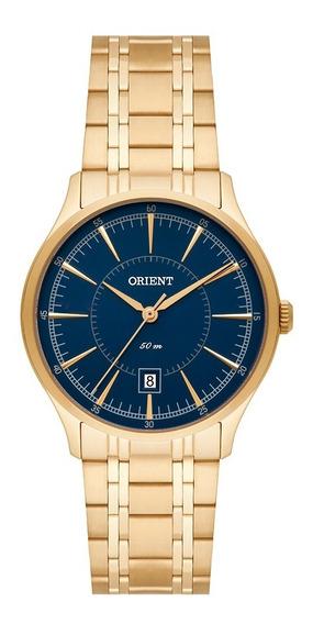 Relógio Orient Feminino Dourado Fgss1155 D1kx