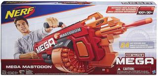 Nerf N Strike Mega Mastodon Original Usa