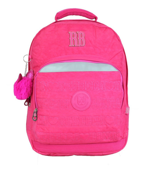 Mochila Rebecca Bonbon Feminina Notebook Original Rb9129