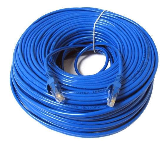 Cable De Red Internet 20 Metros Ethernet Rj45 Play 4 Ps4