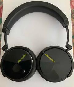 Headphone Bluedio Bluetooth Com Cancelamento De Ruído