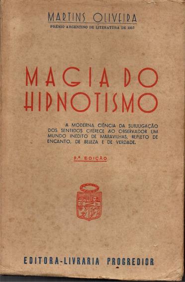 Magia Do Hipnotismo - Raridade De 1959