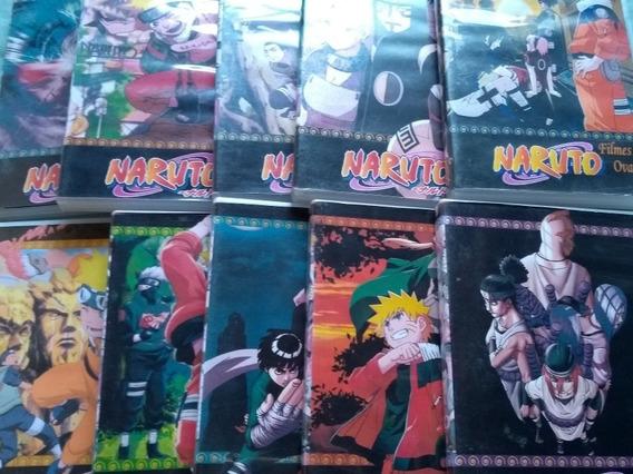 Coleção Completa Naruto Clássico