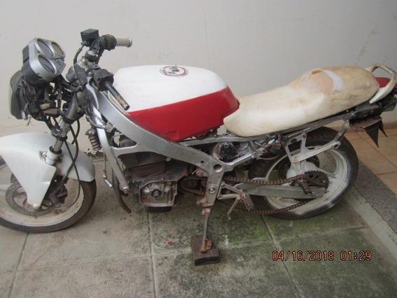 Moto P/ Retiradas De Peças/sucata Honda Cbr 450 Sr