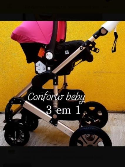 Conforto Baby Moisés