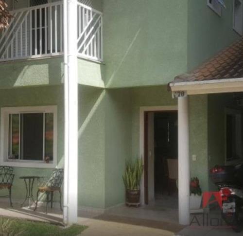 Imagem 1 de 25 de Sobrado Com 3 Dormitórios À Venda, 134 M² Por R$ 550.000,00 - Condomínio Residencial Norte Sul - Bragança Paulista/sp - So0953