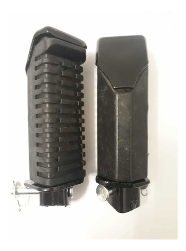 Posapie Trasero Con Goma Yamaha Crypton