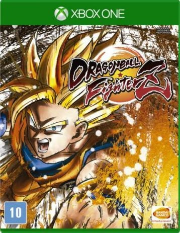 Dragon Ball Fighterz - Xbox One - Mídia Física Lacrado