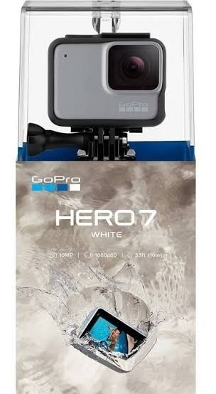 Gopro Hero 7 White + Brinde
