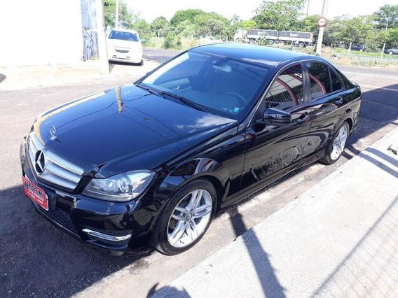 Mercedes-benz C 180 1.8 Cgi Touring 16v Turbo Gasolina 4p
