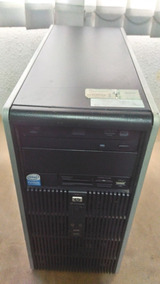 Cpu Hp Compaq Dc 5700 Microtower - Hd 80 Gb - Usado
