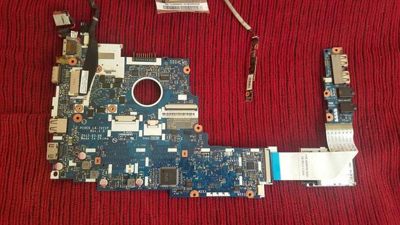 Placa Mãe Netbook Acer Aspire One Ao722-bz893