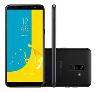 Samsung J8 Preto 64gb 4g Octacore 1.8 Android 8