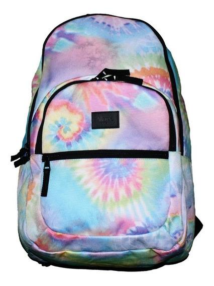 Mochila Vans Motiveatee Tie Dye Backpack Urban Beach
