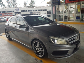 Mercedes Benz Clase A 1.6 200 Cgi Sport Turbo At 2015