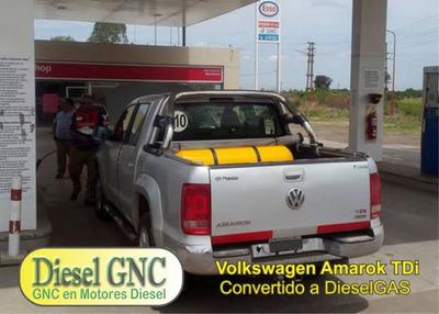 Conversión De Motores Diesel A Gnc
