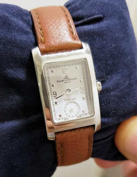 Relógio Baume & Mercier Hampton Feminino