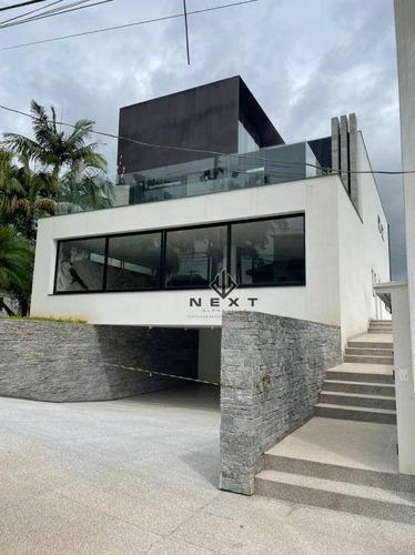 Casa Com 4 Dormitórios À Venda, 640 M² Por R$ 7.500.000 - Alphaville 1 - Barueri/sp - Ca0754