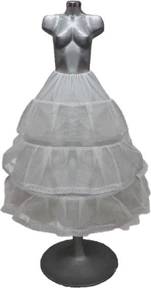Crinolina De Para Vestido De Novia, Quinceañera
