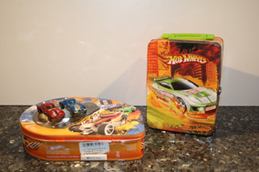 Estuche Para Carritos Hot Wheels