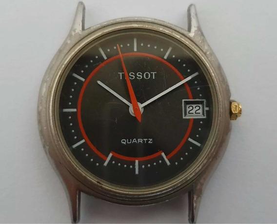 Tissot Eta 555 415 Quartz Antigo Parado Para Conserto Eb