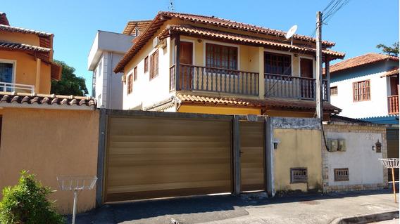 Casa Duplex Com 2 Quartos E Garagem