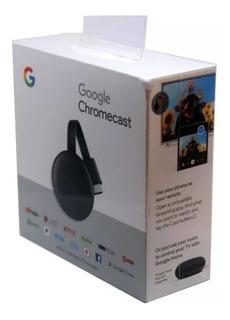 Chromecast 3ª Google Smart P/netflix Youtube