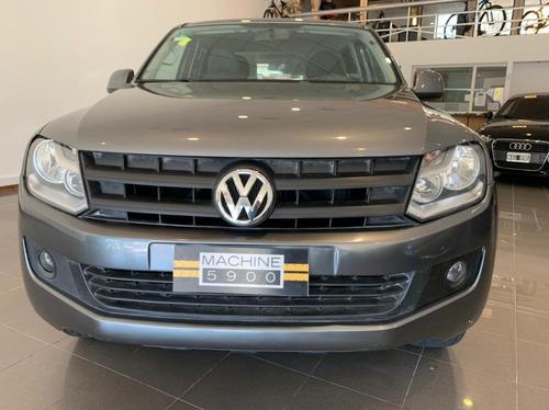 Volkswagen Amarok 2.0 Tdi 4x2 Dc Startline 140 Hp 2014