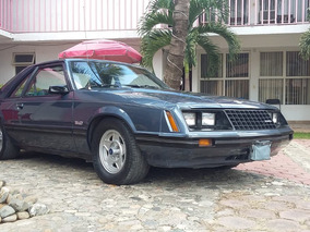 Mustang Fastback 5.0 Lts 8 Cil Azul.