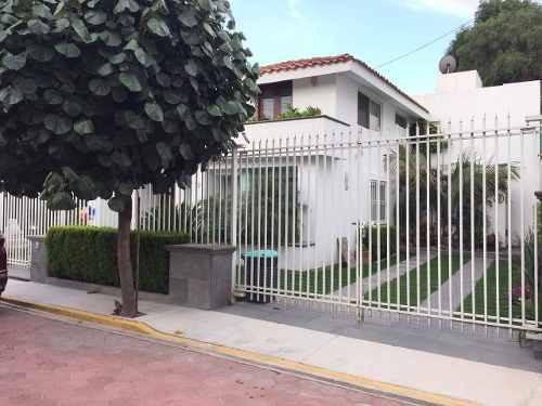 Casa En Renta Lateral Recta A Cholula, Villas Las Américas