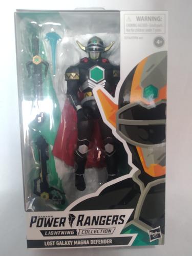 Lost Galaxy Magna Defender Power Rangers Hasbro